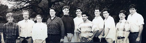 Class of 1990 Winston's First Graduating Class
